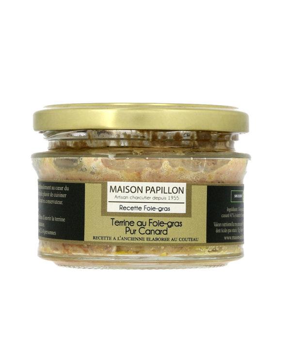 terrine-foie-gras-pur-canard-maison-papillon-vindilo