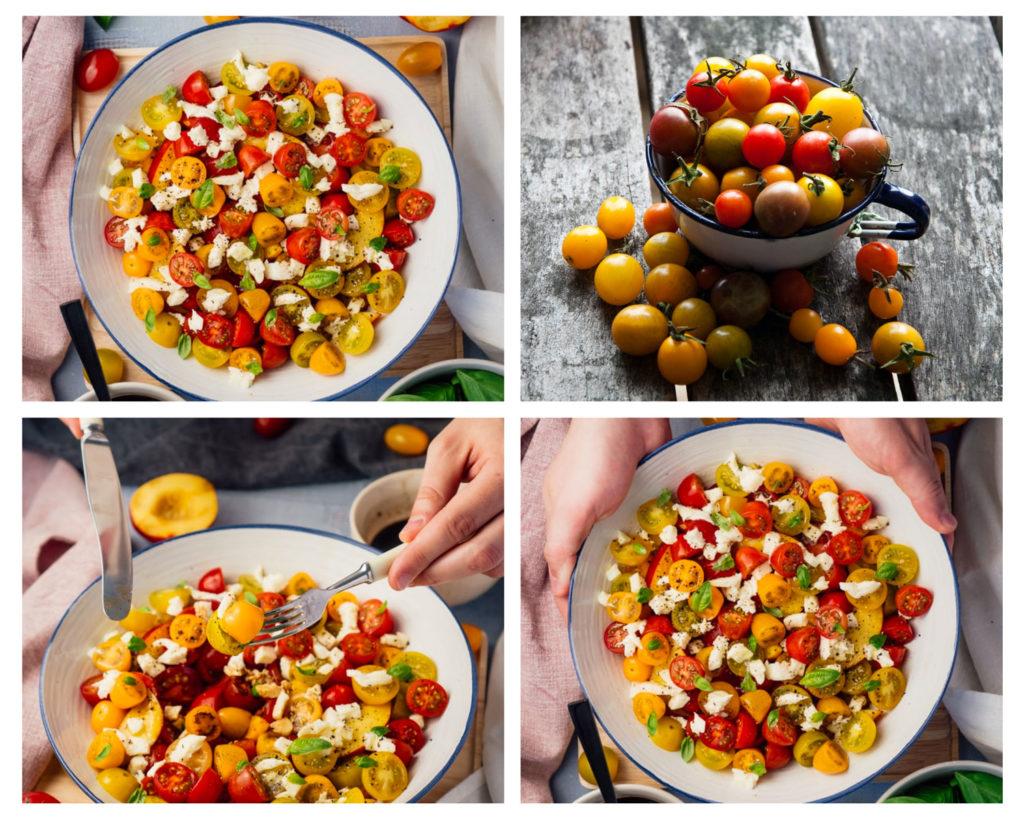 recette-de-saison-salade-multicolore-tomates-mozzarella-vindilo